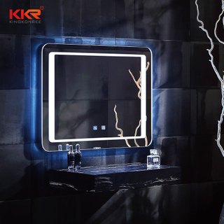 Badkamer Vanity Mirror Met Led Light match voor High-end ontwerp KKR-8020