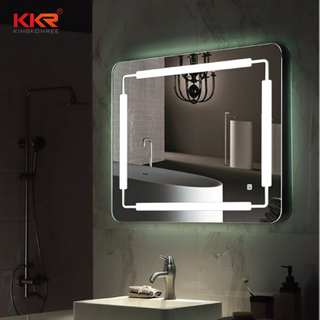 LED Sanitair Defogg Bathroom Vanity Mirror KKR-8019